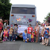 Childrens Heart Association Southport carnival