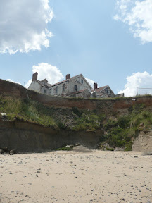 Erosion at Happisburgh