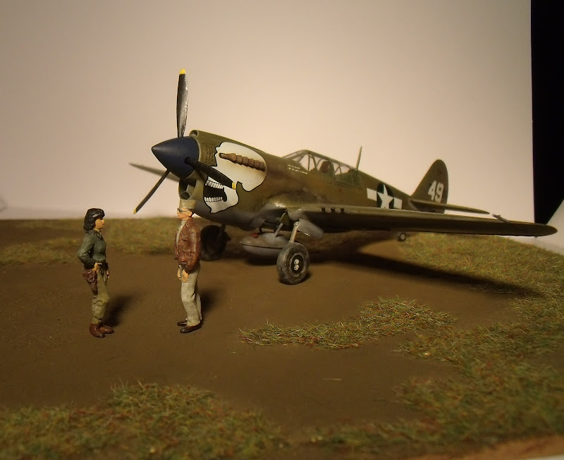 [Hasegawa] Curtiss P-40N Warhawk GEDC1340
