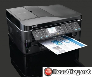 Reset Epson BX625FWD printer Waste Ink Pads Counter