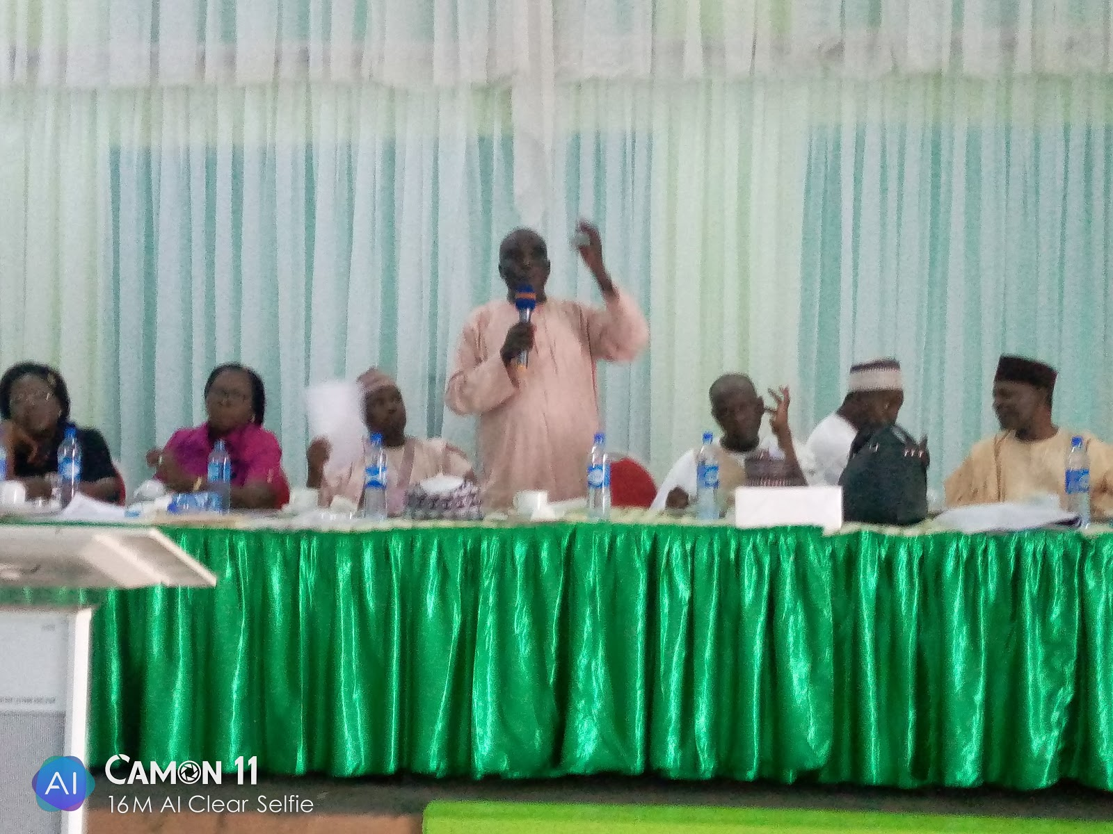 The Annual Review Activities Of Community Health Practitioners Registration Board Of Nigeria.