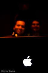 Foto 1115. Marcadores: 08/11/2008, DJ, Itaipava, Paula e Daniel, Rastropop