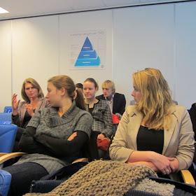 Binnenlandse excursie: DAS Rechtsbijstand (7 december)2012