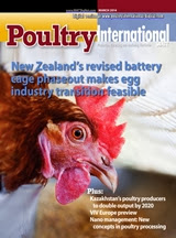 Poultry International Magazine 03/2014 edition - Free subscription