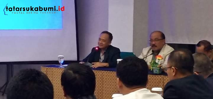 Iyos Somantri : Membangun Entrepreneurship Menjadikan Perumda BPR Sukabumi Sebagai Badan Usaha Berkelas