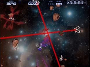 لعبة اكشن خفيفة Dark Matter