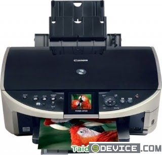 pic 1 - ways to get Canon PIXMA MP500 lazer printer driver