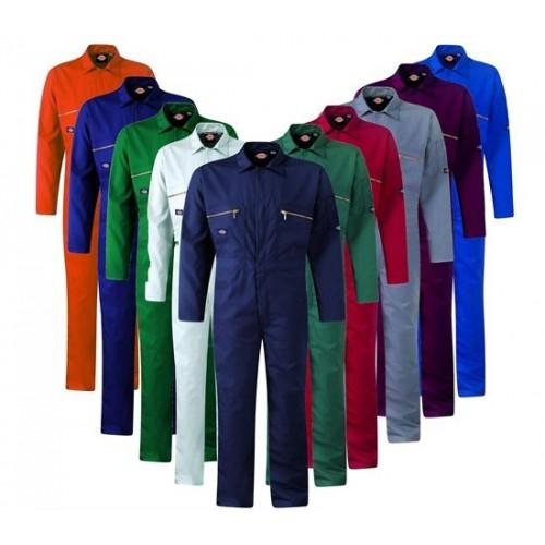 Quần áo bảo hộ lao động liền quần vải kaki liên doanh HQ -QAK0021