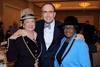 Anita Martinez, Brent Christopher, Ann Williams
