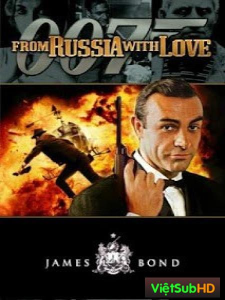 Điệp Viên 007: Tình Yêu Đến Từ Nước Nga
