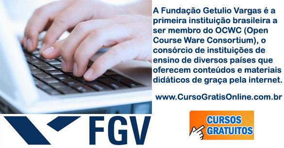 FGV Cursos Gratuitos