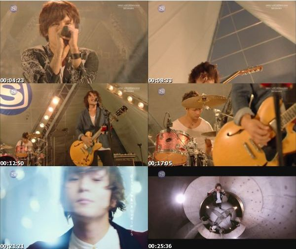 [TV-Variety] BIGMAMA LIVE in SWEET LOVE SHOWER 2015 (SSTV 2016.01.17)