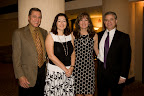 Jim Needham, Tina Byrd, Martha Demott and Mike Demott
