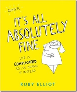it's all absolutely fine by rub elliot graphic novel