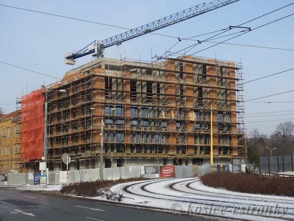 Prestavba administratívnej budovy VSE