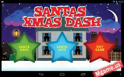 Santa's Xmas Dash, Tai Santa's Xmas Dash, Game Santa's Xmas Dash Cho Android, Santa's Xmas Dash Hack Full Coin