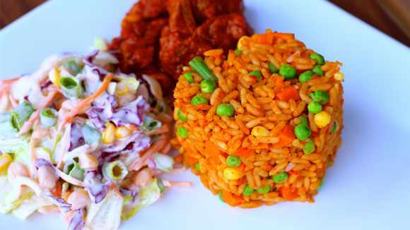 How To Cook Jollof Rice