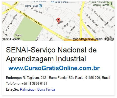 SENAI Barra Funda