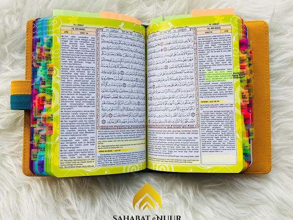 Update Stok Al Quran Tagging