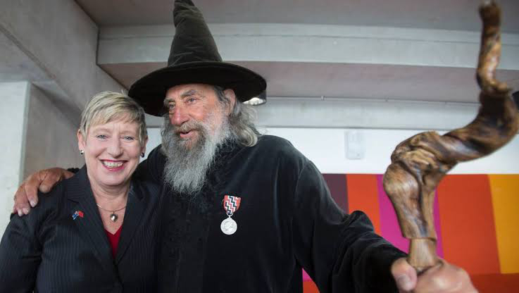 There is official Wizard of New Zealand.