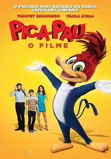 Pica-Pau: O Filme (2017) Torrent