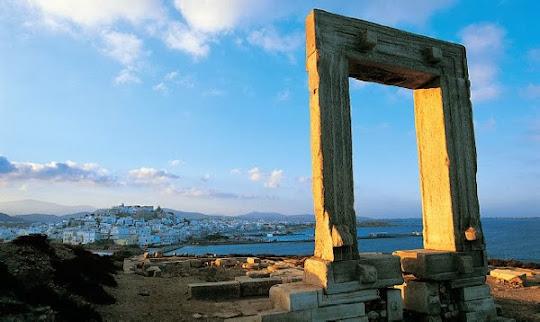 Naxos, Islas Cícladas