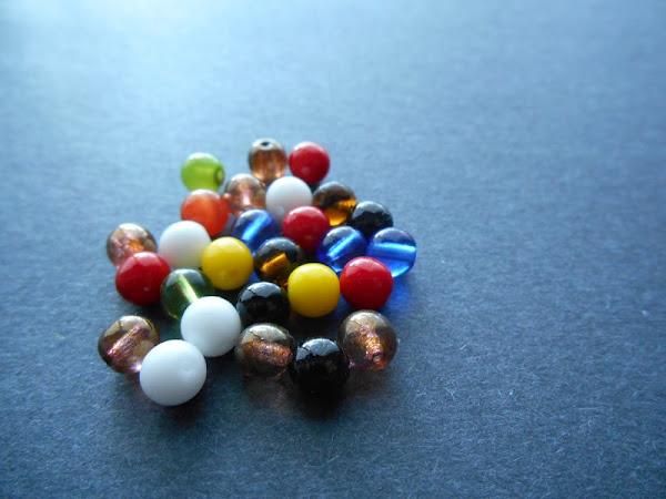 Marble Inspired Multicolor Druk Palette