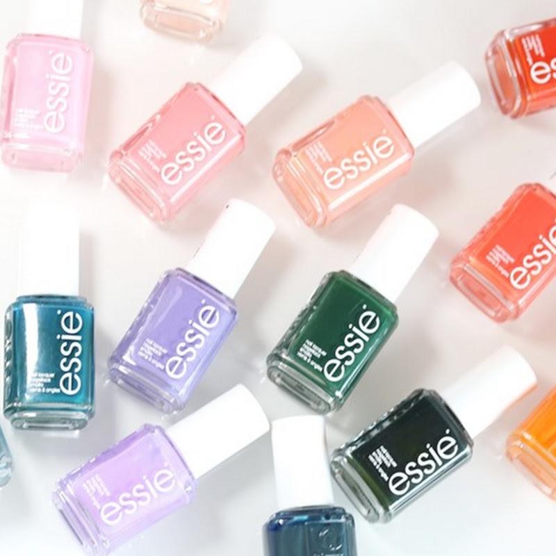 [Vergleich] Essie Lounge Lover LE & andere Essie Farben
