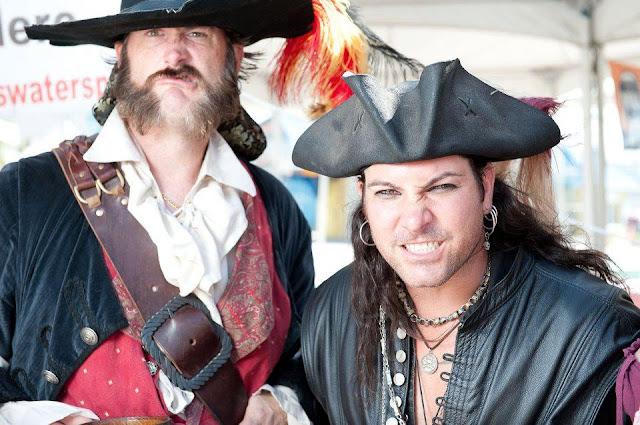 Pirates Week Festival