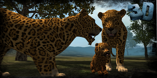 Wild Cheetah Simulator : World