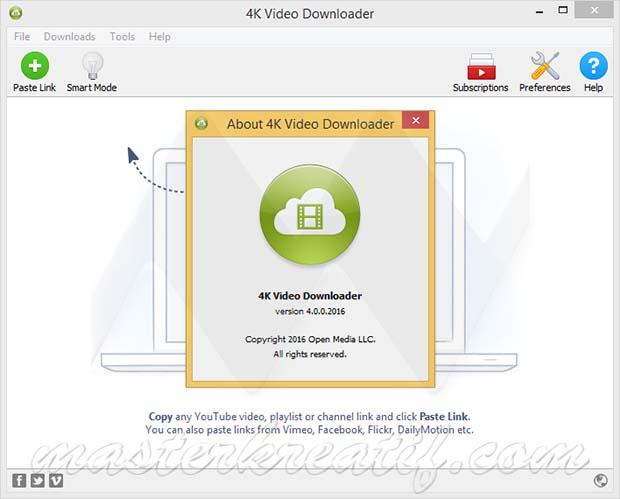 4K Video Downloader 4.0