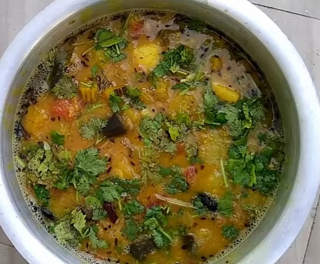 Oriya Particular Dalma Recipe-how to make Oriya Particular Dalma Recipe