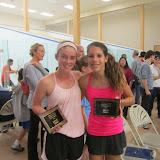 GU17 draw: Emma Roberts (Winner), Alexis Lazor (Finalist)