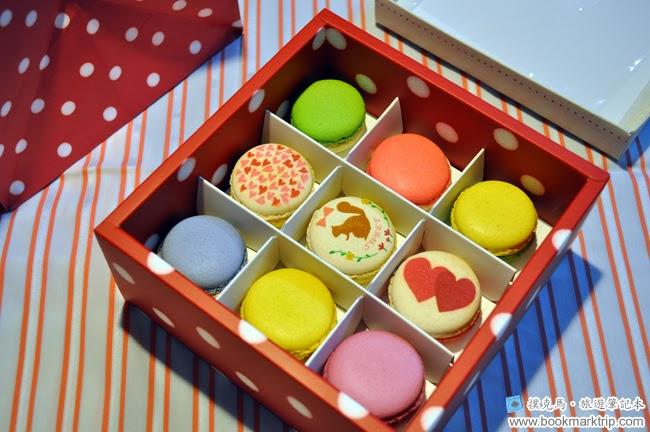 森製菓經典限定馬卡龍禮盒