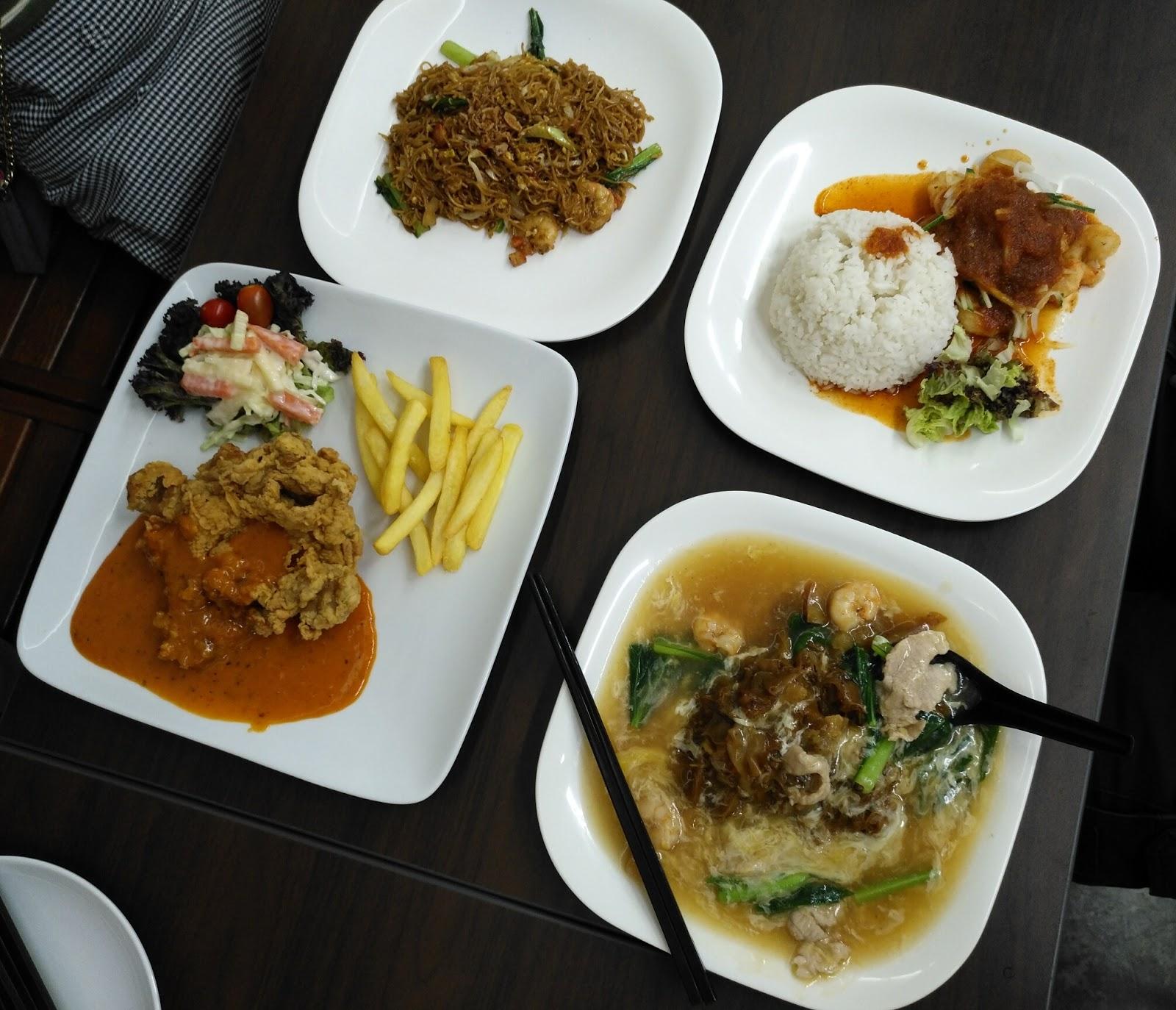 盘点7家【KDU Penang】学院生必吃附近CP值高的美食!上课前/后赶紧去喂饱你的肚子吧!