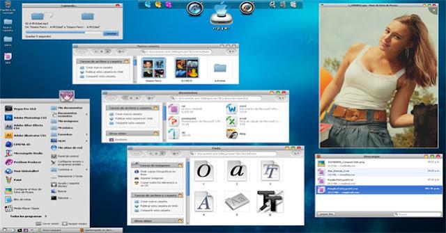 Ultimate Xp Mac Theme,windows xp
