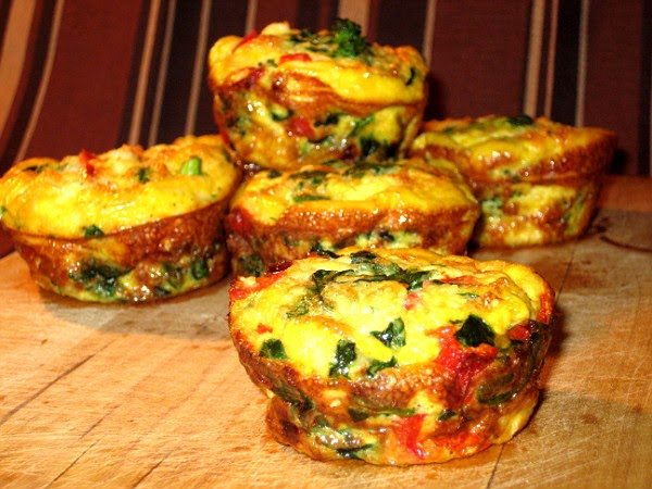 Jenny S Cookbook Gourmet Vegetable Quiche Cups With