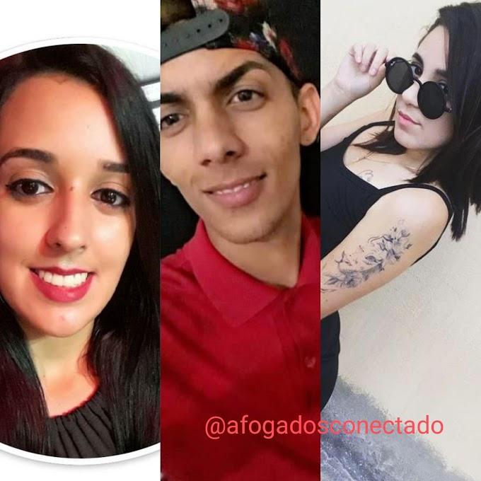 Tragédia: grave acidente causa a morte de 3 jovens esta noite (22/04) em São José do Egito