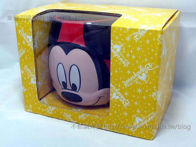 【香港迪士尼】購物指南必買紀念品特輯:Hong Kong米奇米妮咖啡杯開箱~馬克杯遊世界系列