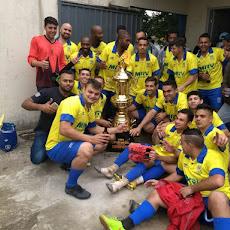 Time da MRV campeão da Copa Jô Alvorada