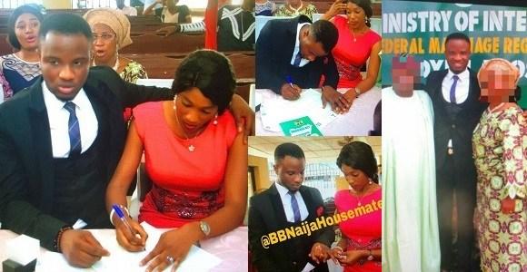 Dee-One Wedding Photos Leaks Online, He Is A Married Man  #BBNaija