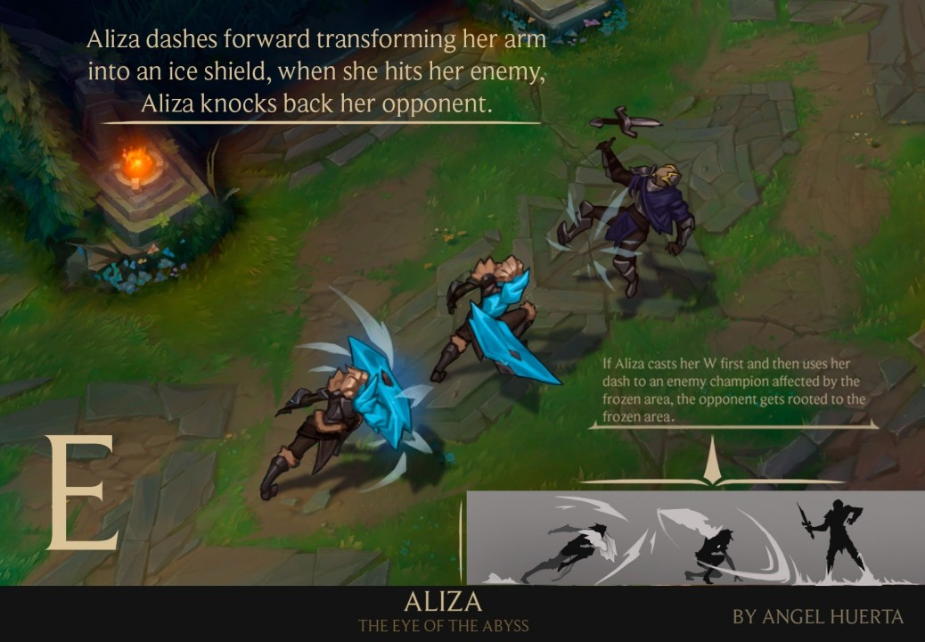 E Aliza