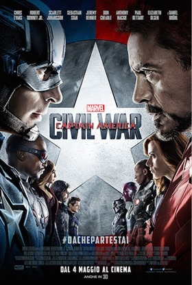 CAPTAIN AMERICA- CIVIL WAR