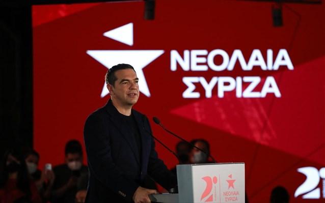 Αλ. Τσίπρας: Το μέλλον των νέων κόβεται και ράβεται για να χωρά στο μισθό των 600 ευρώ