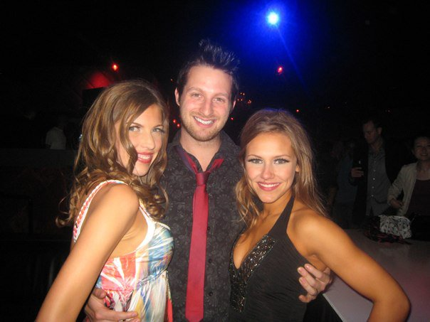 Adam Lyons And Two Hot Babies, Afc Adam Lyons