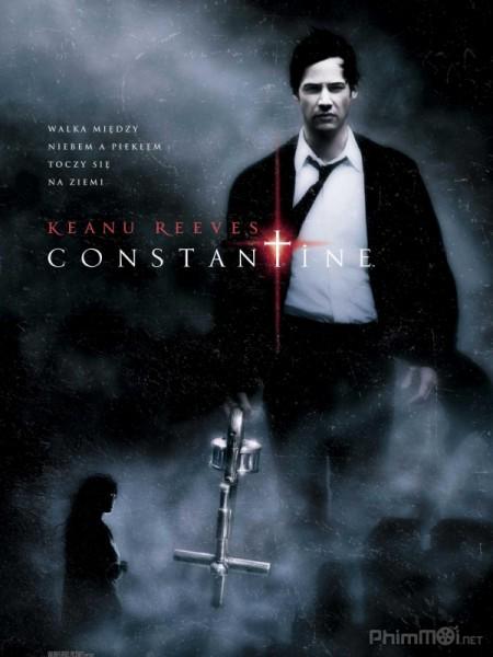 Người đến từ địa ngục (Kẻ cứu rỗi nhân loại) - Constantine