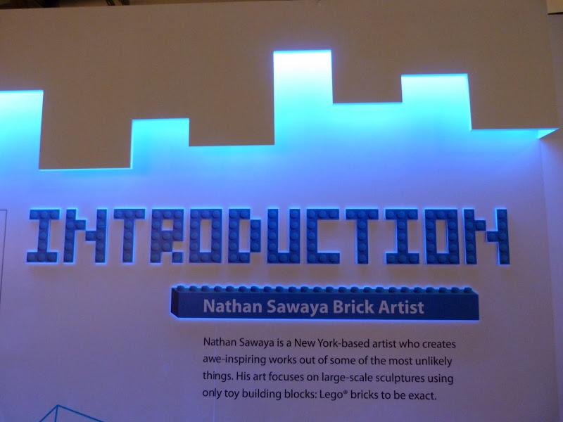 Taipei. Songshan Cultural and Creative Park. Nathan Sawaya. LEGO - P1220971.JPG