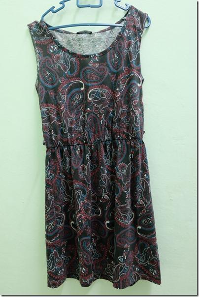 Terranova vintage floral dress