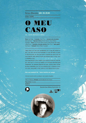 "Teatro Artístico de Lamego apresenta ""O Meu Caso"""