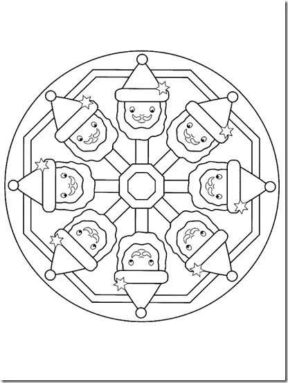 mandalas navidad (29)